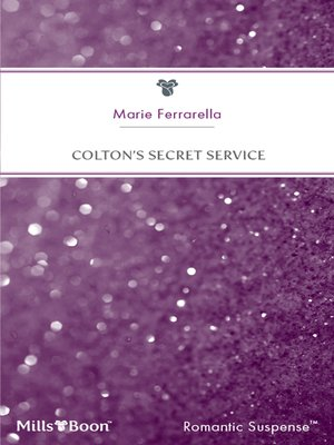 cover image of Colton's Secret Service