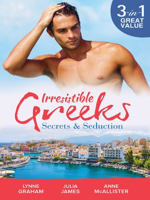 cover image of Irrestistible Greeks