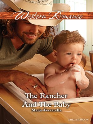 cover image of The Rancher and the Baby