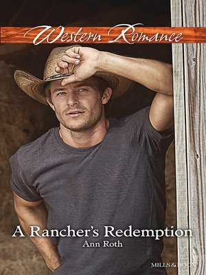 cover image of A Rancher's Redemption