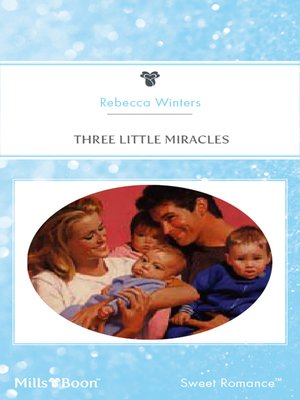 cover image of Three Little Miracles