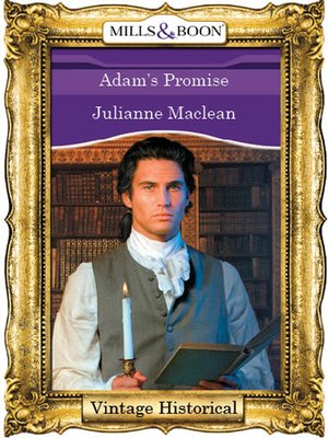 cover image of Adam's Promise