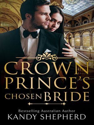 cover image of Crown Prince's Chosen Bride