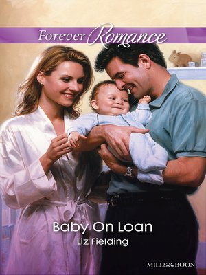 cover image of Baby On Loan