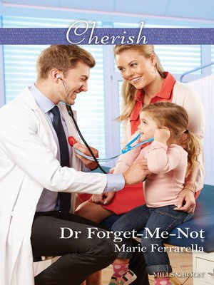 cover image of Dr Forget-Me-Not