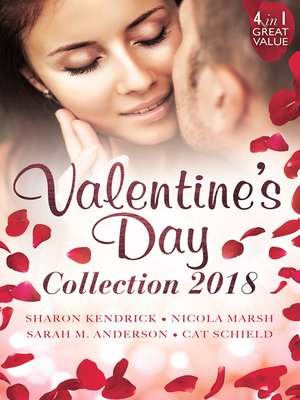cover image of Valentine's Day Collection 2018--4 Book Box Set