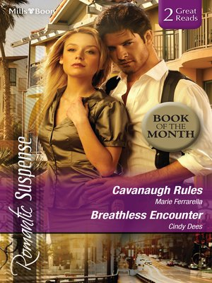cover image of Cavanaugh Rules/Breathless Encounter
