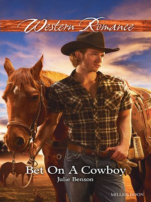 cover image of Bet On a Cowboy