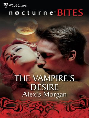 cover image of The Vampire's Desire