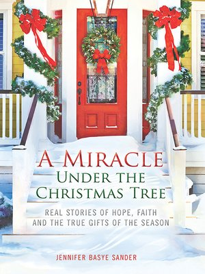 cover image of A Miracle Under the Christmas Tree