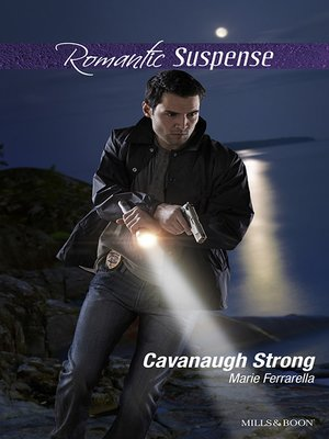 cover image of Cavanaugh Strong