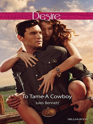 cover image of To Tame a Cowboy