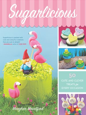 cover image of Sugarlicious