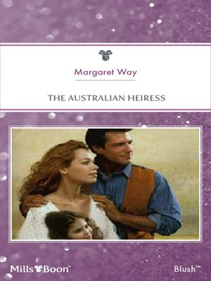 cover image of The Australian Heiress