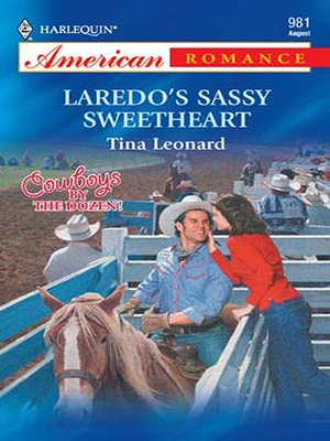 cover image of Laredo's Sassy Sweetheart