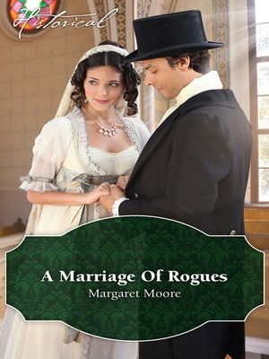 cover image of A Marriage of Rogues