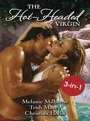 cover image of The Hot-Headed Virgin--3 Book Box Set