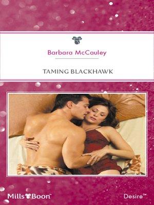 cover image of Taming Blackhawk