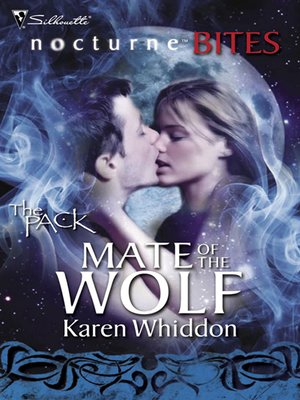 cover image of Mate Of The Wolf