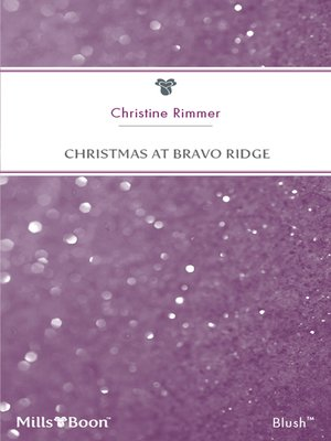 cover image of Christmas At Bravo Ridge