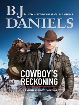 cover image of Cowboy's Reckoning