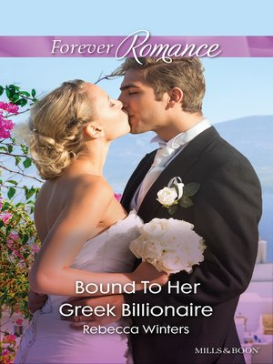 cover image of Bound to Her Greek Billionaire