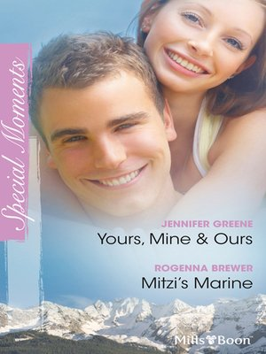 cover image of Yours, Mine & Ours/Mitzi's Marine