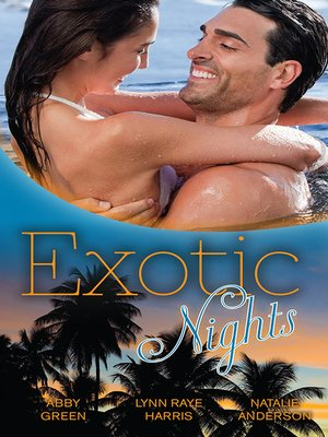 cover image of Exotic Nights--3 Book Box Set