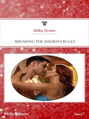 cover image of Breaking the Sheikh's Rules