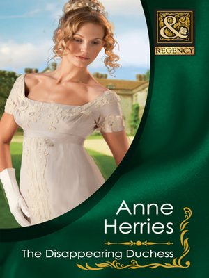 cover image of The Disappearing Duchess