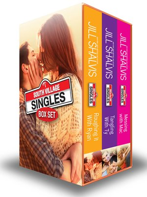 cover image of South Village Series Bundle--3 Book Box Set