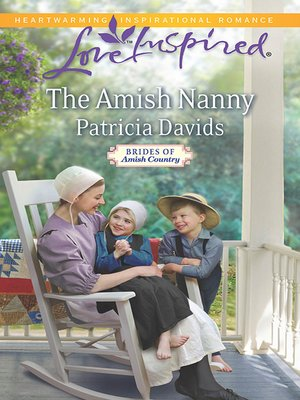 cover image of The Amish Nanny
