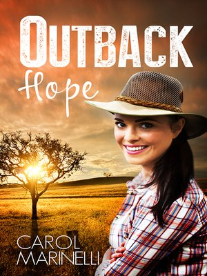 cover image of Outback Hope