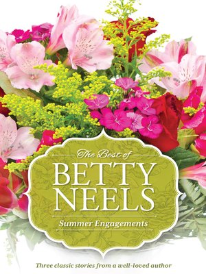 cover image of Summer Engagements--3 Book Box Set