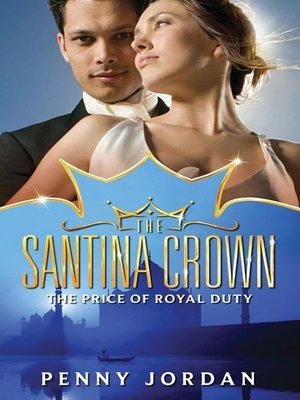Santinas Scandalous Princess