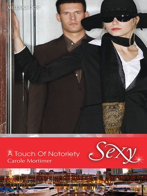 cover image of A Touch of Notoriety