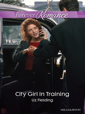 cover image of City Girl In Training