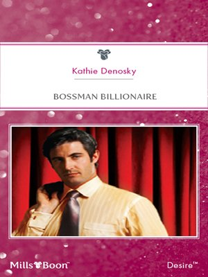 cover image of Bossman Billionaire