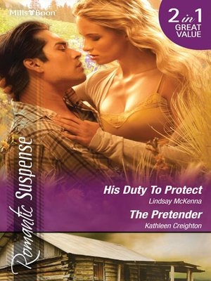 cover image of His Duty to Protect/The Pretender