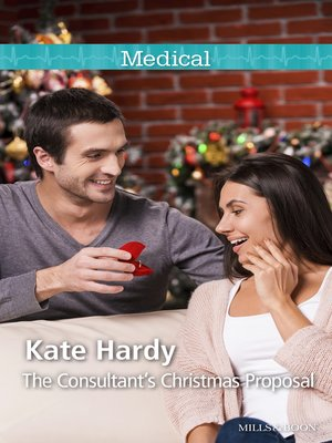 cover image of The Consultant's Christmas Proposal