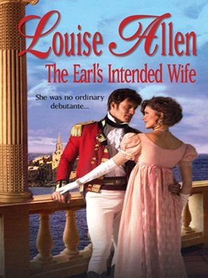 cover image of The Earl's Intended Wife