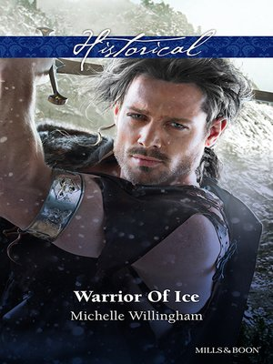 cover image of Warrior of Ice