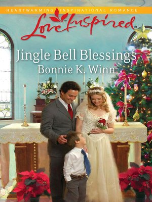 cover image of Jingle Bell Blessings