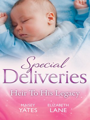 cover image of Special Deliveries--3 Book Box Set