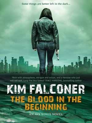 cover image of The Blood In the Beginning