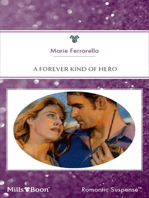 cover image of A Forever Kind of Hero