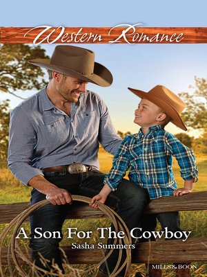 cover image of A Son For the Cowboy