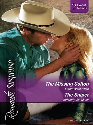 cover image of The Missing Colton/The Sniper