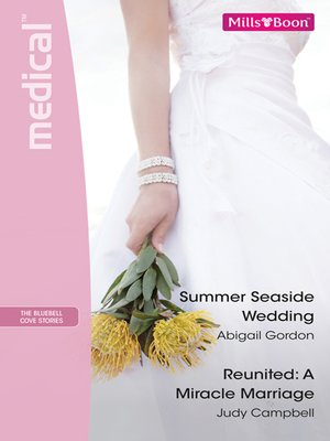 cover image of Summer Seaside Wedding/Reunited