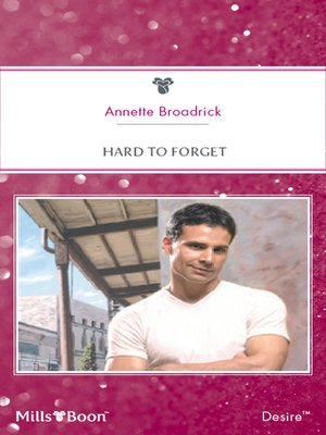 cover image of Hard to Forget
